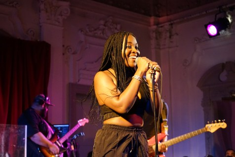 Ray Blk, Bush Hall - 26th September 2016